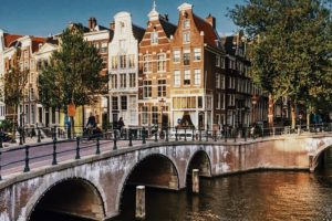 Private Canal Boat Tour Amsterdam